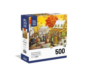 Trefl Puzzle 500pc Cafe Bistro