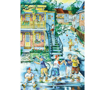 Trefl Puzzle 500pc Country Summer