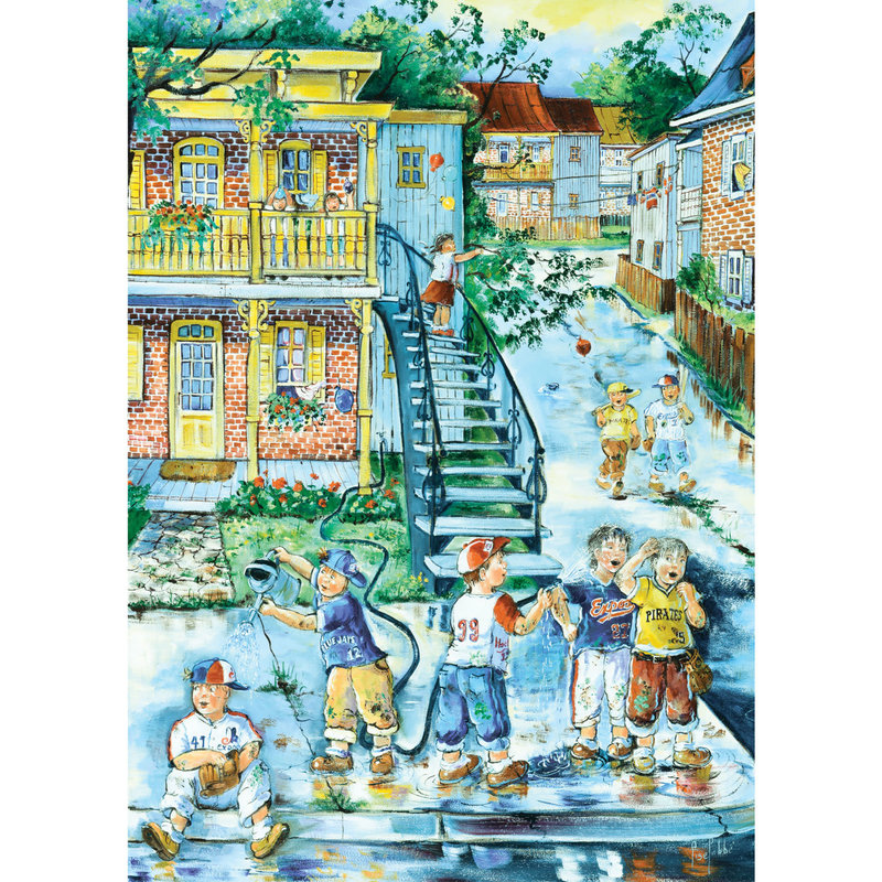 Trefl Trefl Puzzle 500pc Country Summer