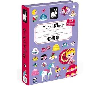Janod Magnetic Book Princess