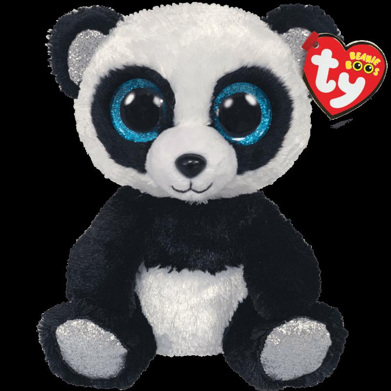 Ty Ty Beanie Boo Regular Bamboo Panda