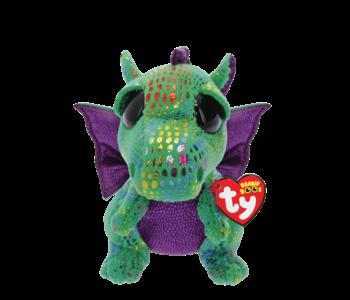 Ty Beanie Boo Regular Cinder Dragon