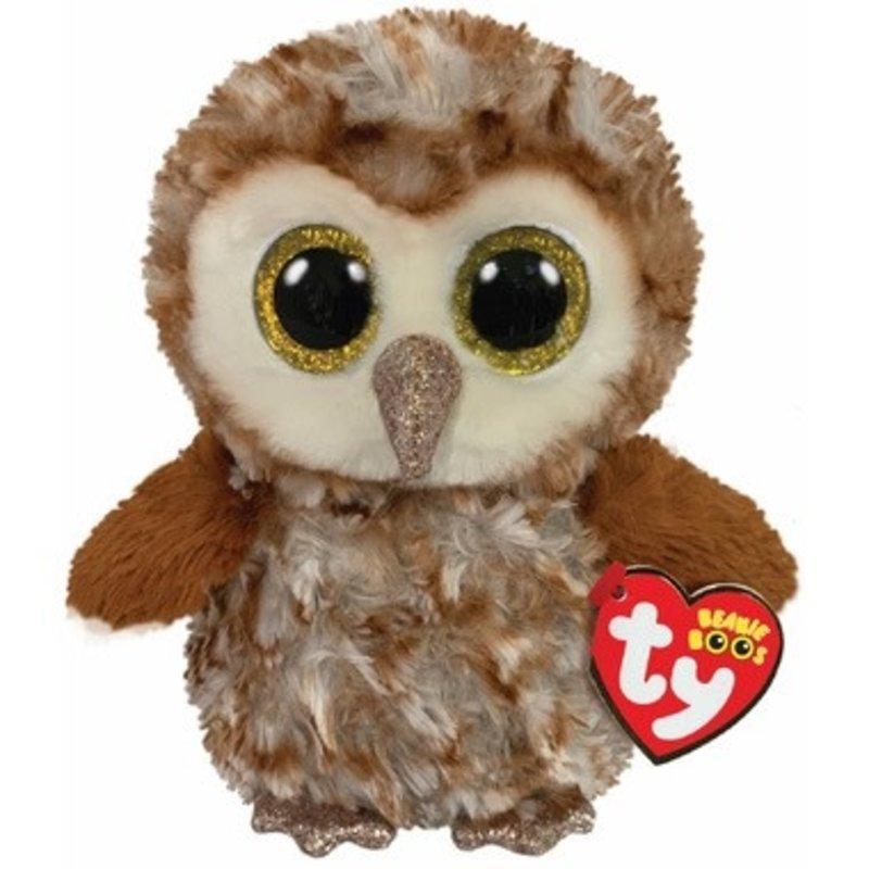 Ty Ty Beanie Boo Regular Percy Owl