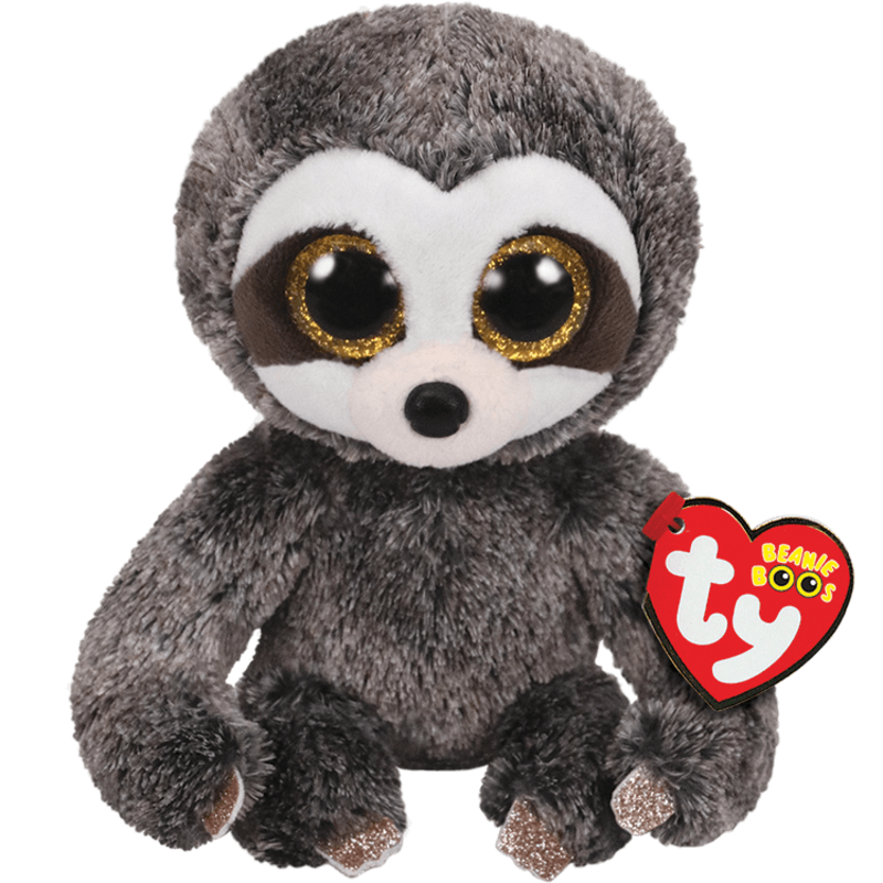 Ty Beanie Boo Medium Dangler Sloth