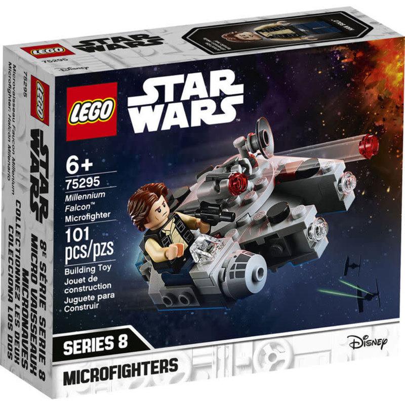 Lego Lego Star Wars Microfighter Millenium Falcon