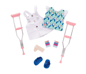Our Generation Doll Deluxe Outfit: Booboo Kisses