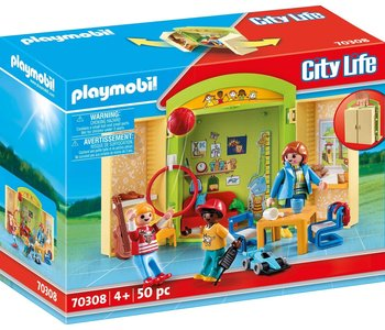 Playmobil Play Box Preschool