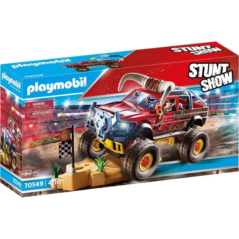 Playmobil Playmobil Stunt Show Bull Monster Truck