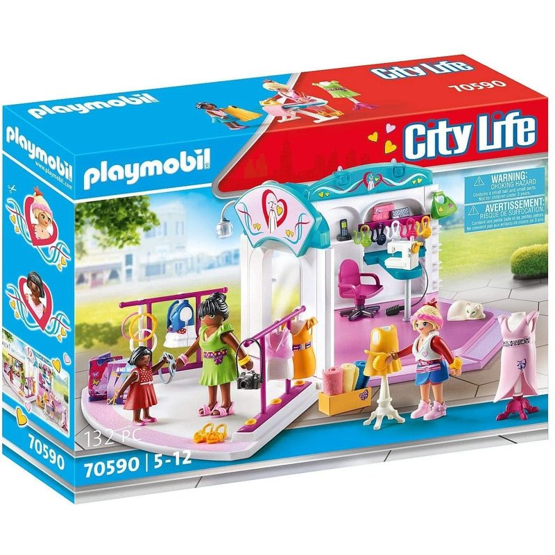 Playmobil Playmobil Fashion Design Studio