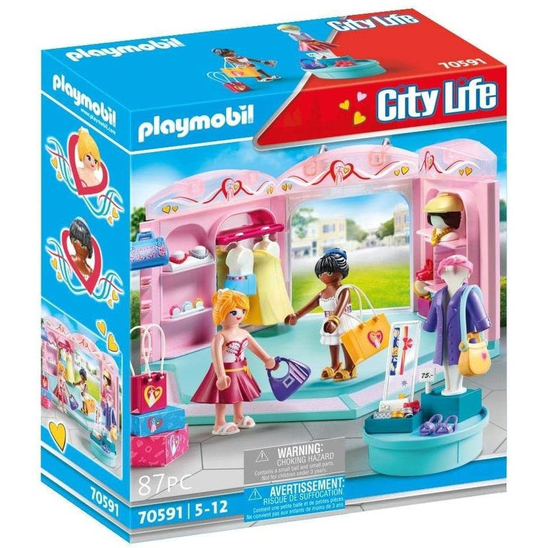 Playmobil Playmobil Fashion Store