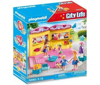 Playmobil Fashion Children's Store