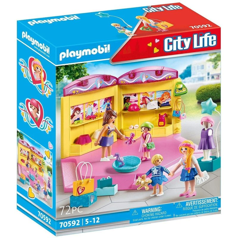 Playmobil Playmobil Fashion Children's Store