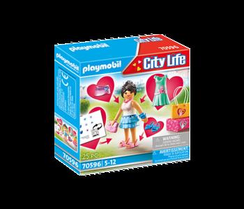 Playmobil Fashion Shopping Trip