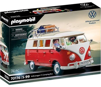 Playmobil VW Volksagen T1 Camping Bus