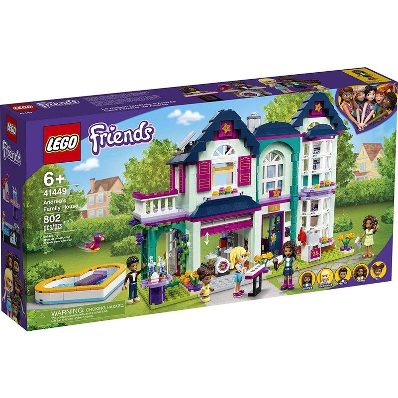 Lego Lego Friends Andrea's Family House