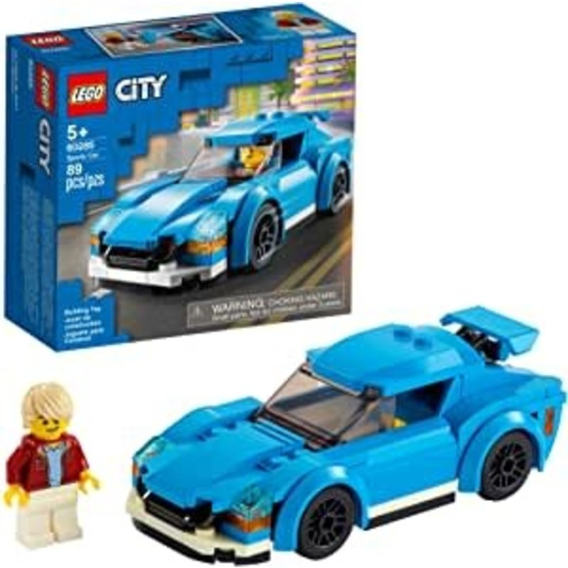 Lego Lego City Sports Car