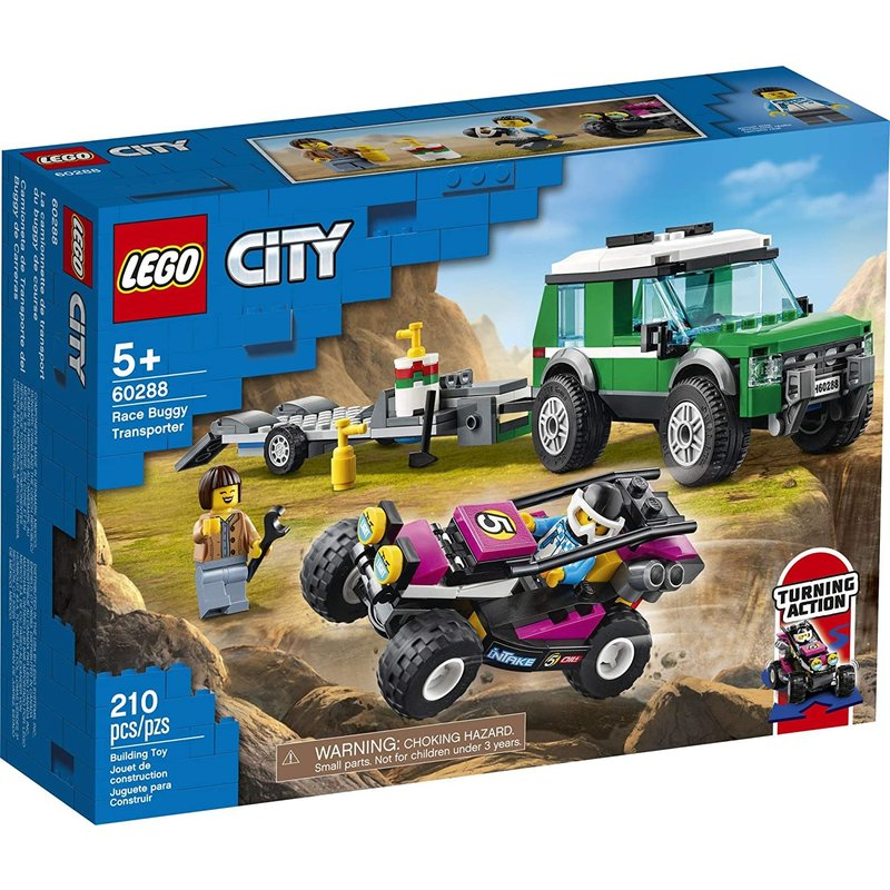 Lego Lego City Race Buggy Transporter
