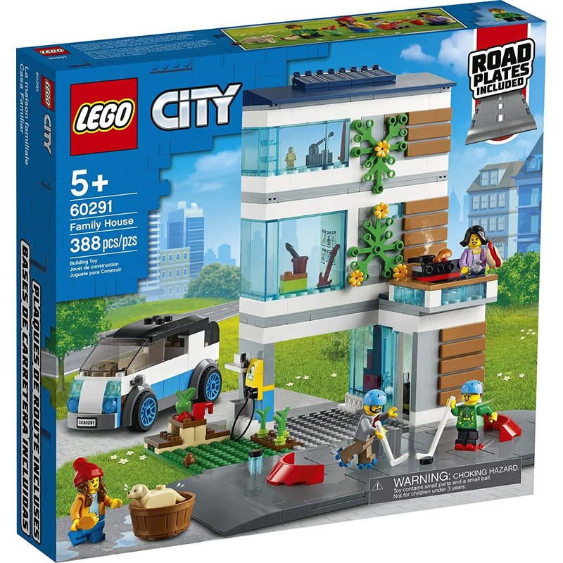 Lego Lego City Family House