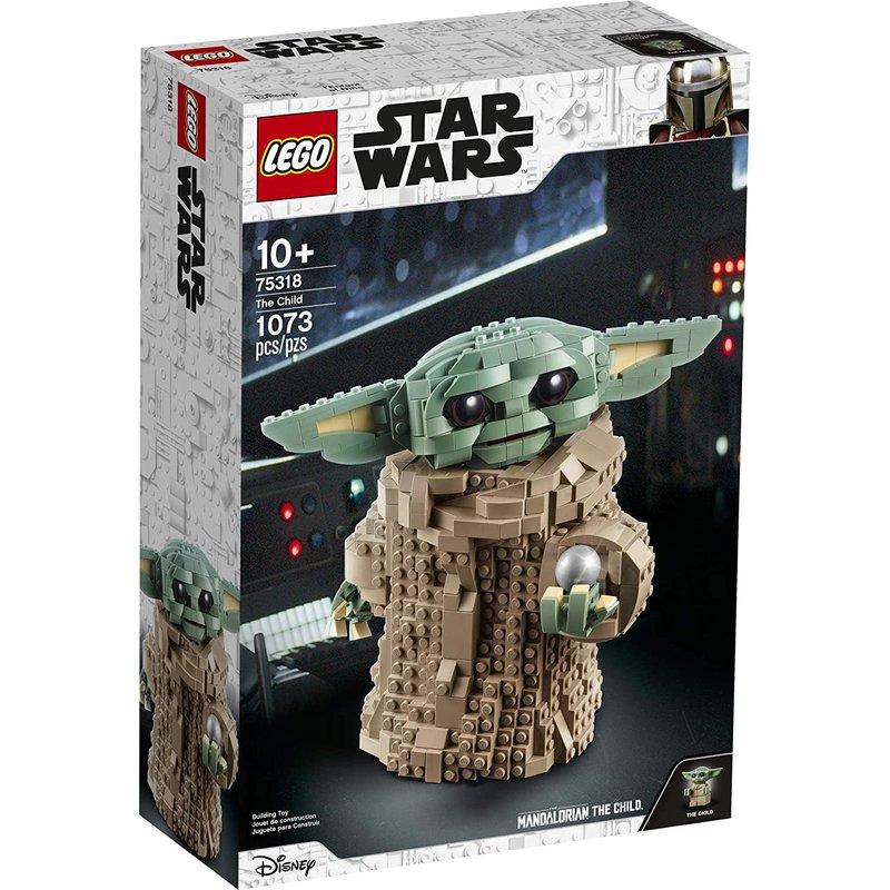 Lego Lego Star Wars The Child