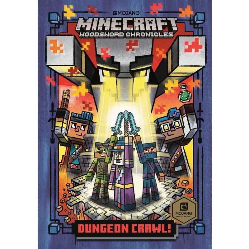 Minecraft Woodsword #5 Dungeon Crawl