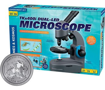 Thames & Kosmo's Microscope Dual-LED