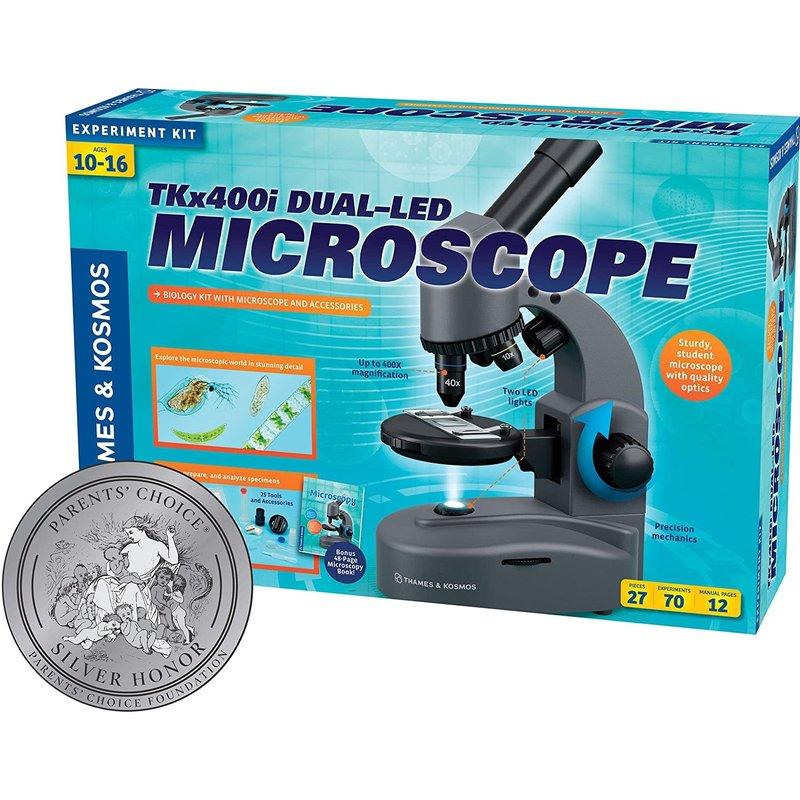 Thames & Kosmos Thames & Kosmo's Micorscope Dual-LED