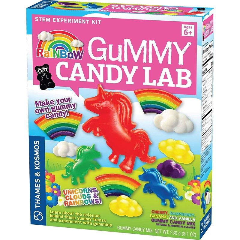 Thames & Kosmos Thames & Kosmo's Gummy Candy Lab Rainbow
