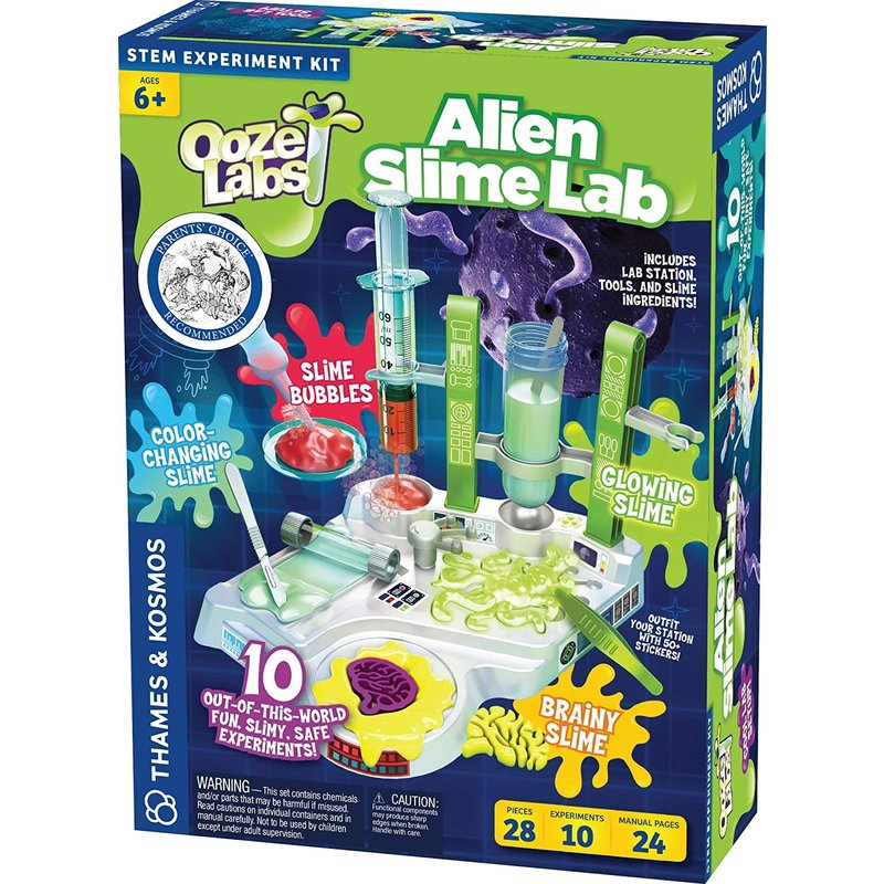 Thames & Kosmo's Alien Slime Lab