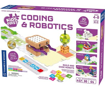 Thames & Kosmo's Kid's First Coding and Robotics