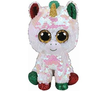 Ty Flippables Christmas Starducst Unicorn Medium