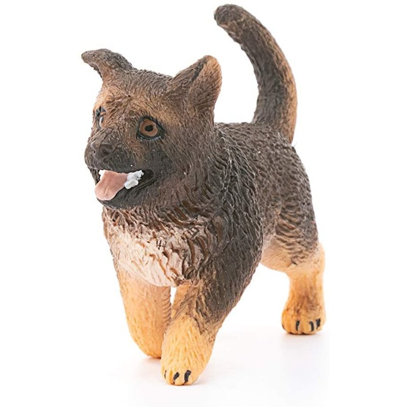 Schleich Farm World German Shepherd Puppy