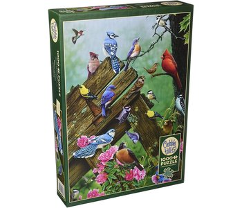 Cobble Hill Puzzle 1000pc Birds of the Forest