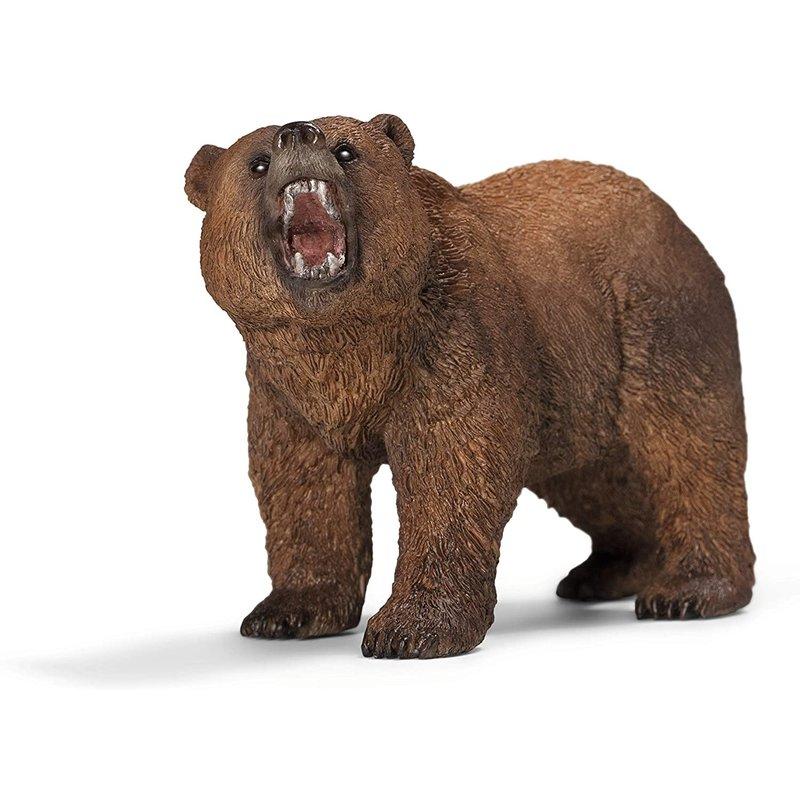 Schleich Wild Life Grizzly Bear