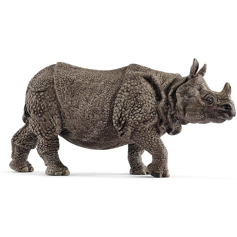 Schleich Wild Life Indian Rhinoceros