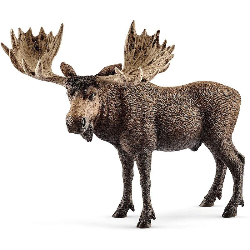 Schleich Wild Life Moose Bull