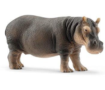 Schleich Wild Life Hippopotamus