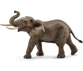 Schleich Wild Life African Elephant, male