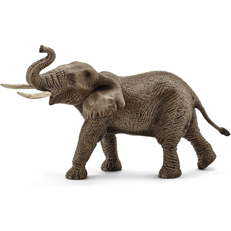 Schleich Wild Life African Elephant, male