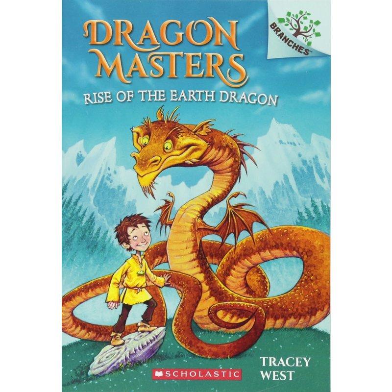 Scholastic Dragon Masters #1 Rise of the Earth Dragon