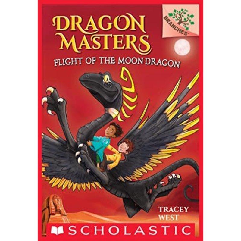 Scholastic Dragon Masters #6 Flight of Moon Dragon