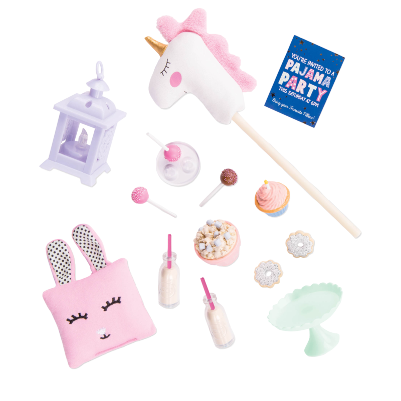Our Generation Our Generation Doll Outfit: Sleepover Party Unicorn