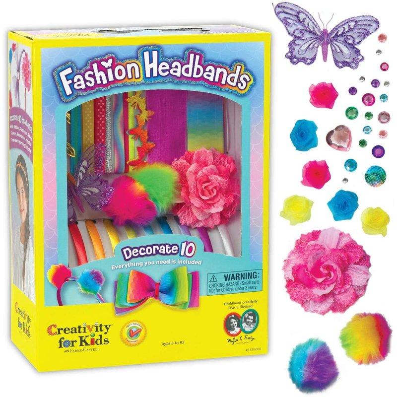 Creativity for Kids Creativity for Kids Fashion Headbands