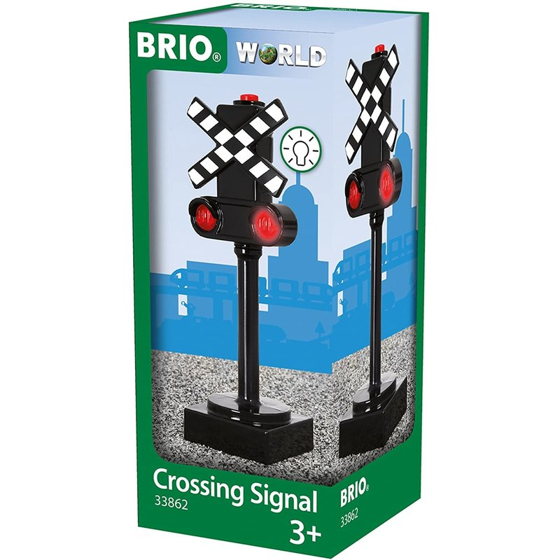 Brio Brio World Crossing Signal