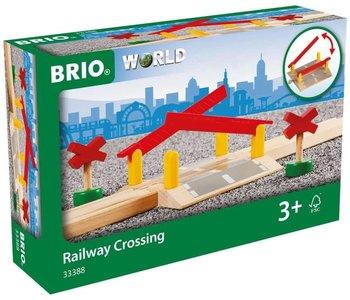 Brio World Railway Crossing