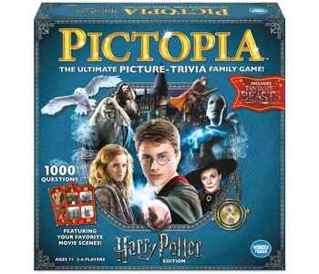 Ravensburger Game Pictopia Harry Potter