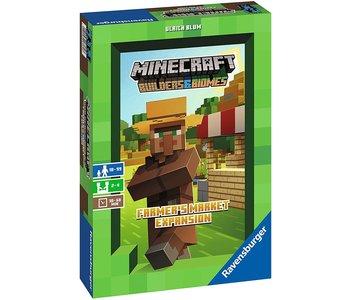 Ravensburger Game Minecraft Expansion Farmer's Market