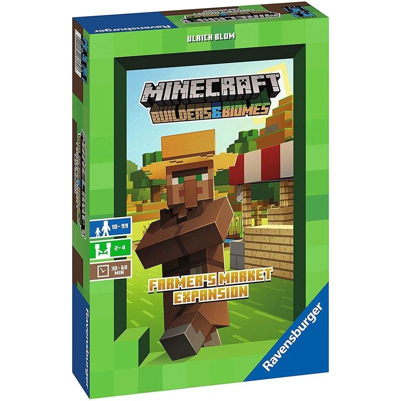 Ravensburger Ravensburger Game Minecraft Expansion Farmer's Market
