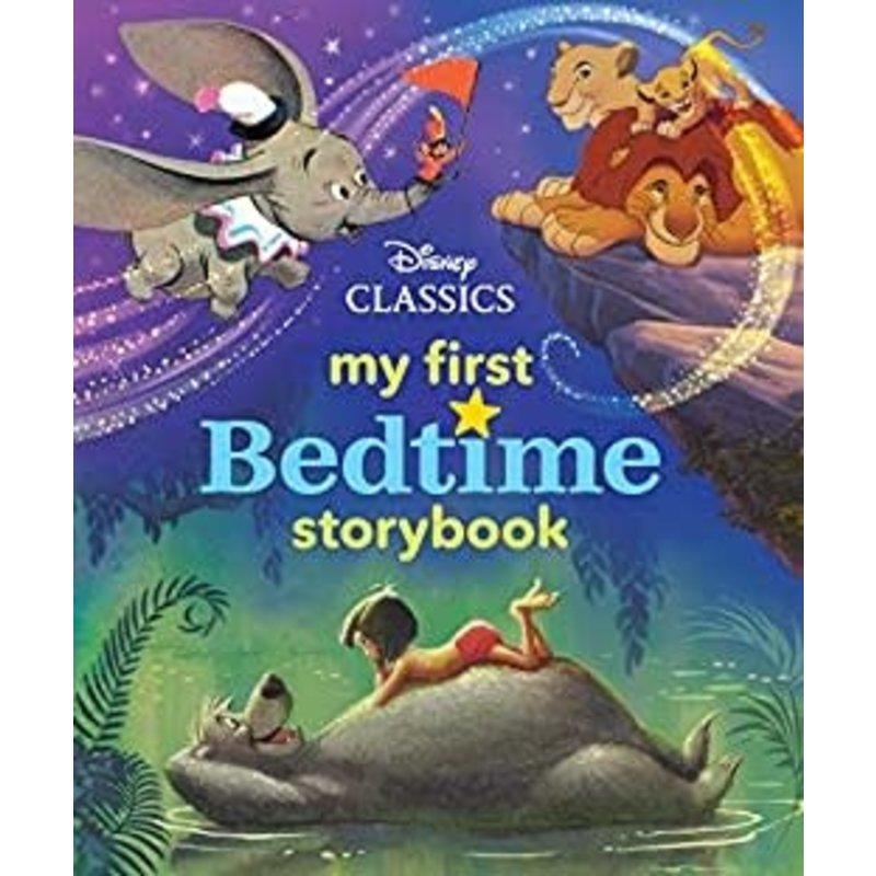 My First Disney Classics Bedtime Book