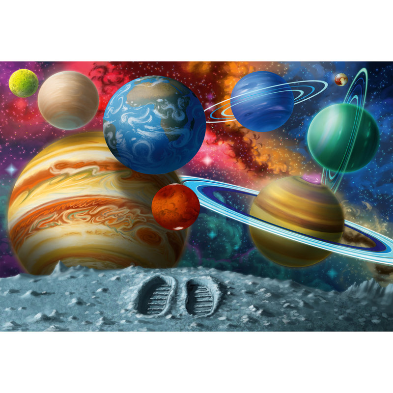 Ravensburger Ravensburger Floor Puzzle 24pc Stepping Into Space