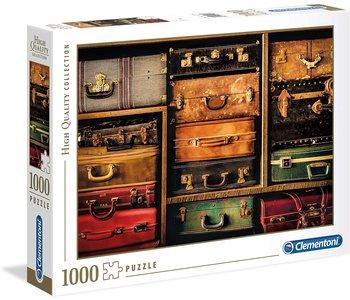 Clementoni Puzzle 1000pc Travel